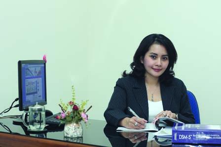 Maharani Ardi Putri MSi. Psikolog